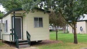 Caravan Park standard cabin