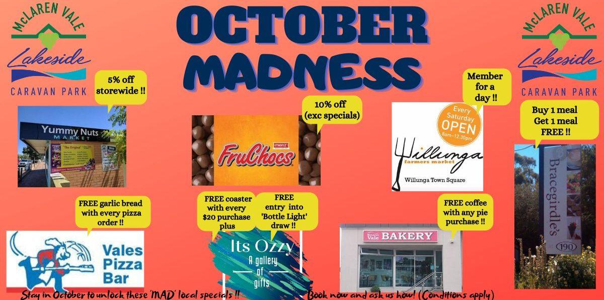 October Madness