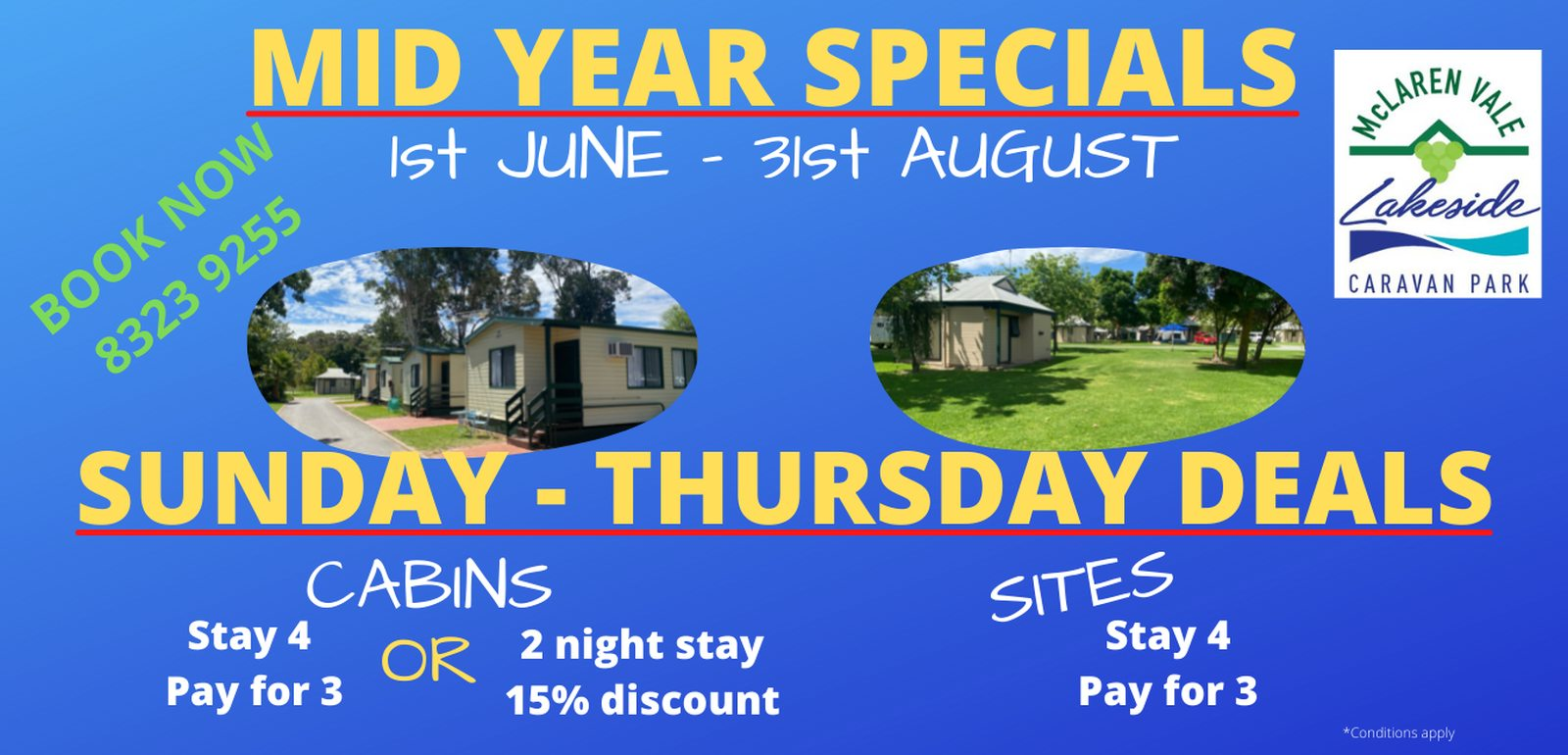 MID YEAR SPECIALS